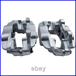 2pcs Front L & R Brake Calipers For Defender 90 110 130 STC1266 STC1267 46mm