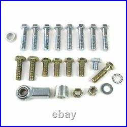 40-48 Chevy 7 Single Brake Pedal kit Disc/DiscLg Oval Blk Pad suspension parts