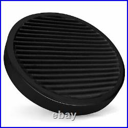 55-59 Chevy Truck FW 8 Single Brake Pedal kit Disc/Disc3in Blk Pad parts front