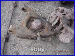 Mg Midget / Frogeye / A35 Disc Brake Conversion Parts From Drum To Disc 1 Pair